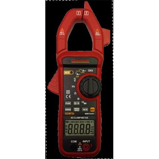 Dawson Tools DCM730 Digital AC Clamp Meter