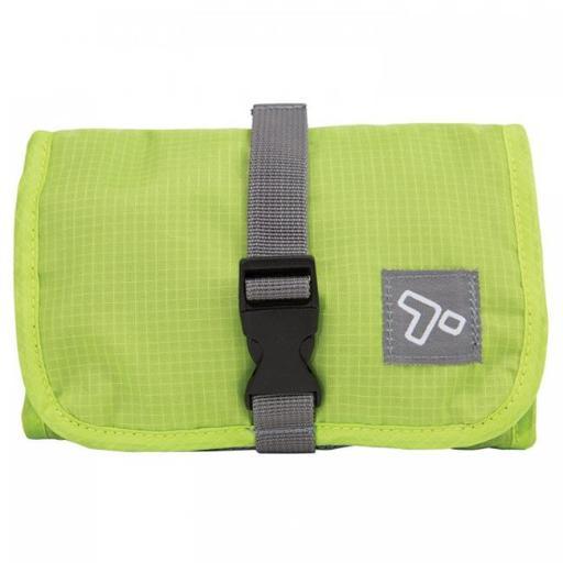 Travelon 43134-410 Tech Accessory Organizer - Lime