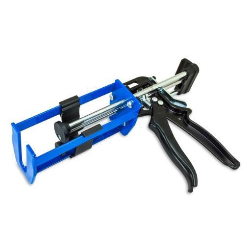AES AES-76009 200 ml Dual Cartridge Caulking Gun