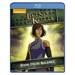 Legend of korra-book four-balance (blu ray) (2discs) BR59167390