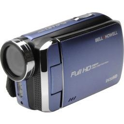 Bell+Howell Dv30Hd-Bl 20.0-Megapixel 1080P Dv30Hd Fun Flix(R) Slim Camcorder (Blue)