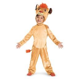 Disney's The Lion Guard Kion Deluxe Toddler Costume 99847M