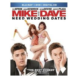 Mike & dave need wedding dates (blu-ray/dvd/digital hd/2 disc) BR2322812