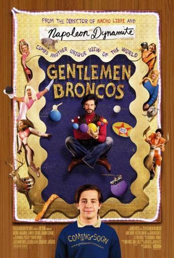 Gentlemen Broncos Movie Poster (11 x 17) LQDAGNDUFZD6OT2E