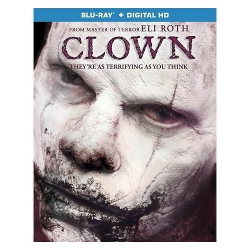 Clown (blu-ray/uv) QAJ01CNHLK7RTFST