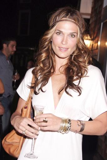 Molly Sims In Attendance For Champagne Perrier-Jouet Summer Evening Party, The Estate, Sag Harbor, Ny, August 18, 2007. Photo By Rob RichEverett.