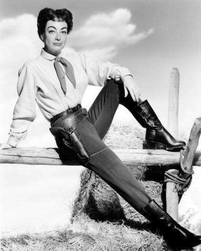 Johnny Guitar Joan Crawford 1954 Photo Print FMXKGNGYYUI9TDHJ