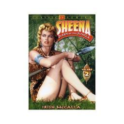 Alpha video sheena queen of the jungle 2 / (b&w mod) sheena queen of the jungle 2 / (b&w mod) digital video disc alvi5
