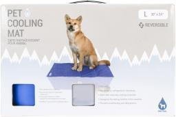 "Dri-tail Cooling Mat 30""x24""-reversible Blue/grey"