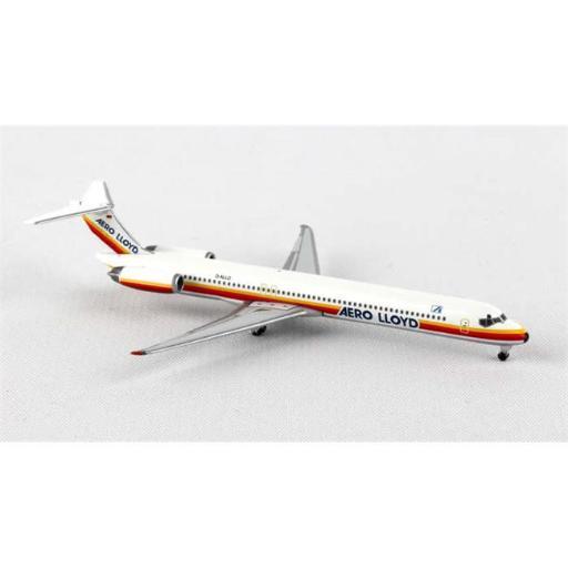 Herpa Wings HE528429 Aero Lloyd MD-83 1-500 9B02FFC1563F4103