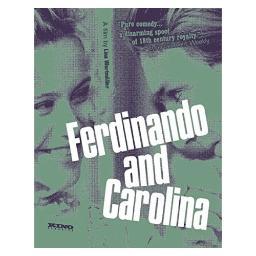 Ferdinando & carolina (blu-ray/1999/ws 1.85/italian/eng-sub) BRK20893