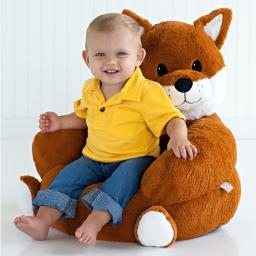 Trend Lab 102653 Children's Plush Fox Chair