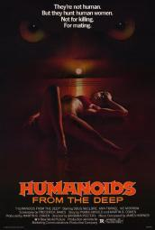 Humanoids from the Deep Movie Poster Print (27 x 40) MOVGF2327