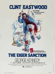 The Eiger Sanction Movie Poster (11 x 17) MOVAJ7301