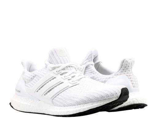 huge discount cbd78 13de9 Adidas Adidas UltraBOOST Triple White Men s Running Shoes BB6168    massgenie.com