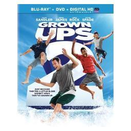 Grown ups 2 (blu-ray/dvd combo/ultra violet/dol dig 5.1/eng/fren-paris) BR41748