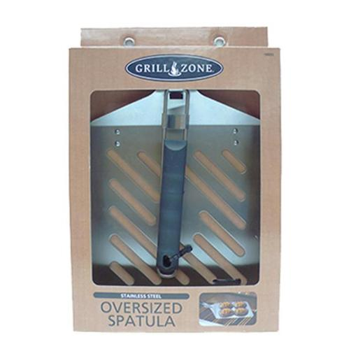 Blue Rhino 00334TV Stainless Steel Oversized Barbecue Spatula