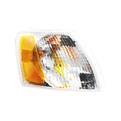 NEW PASSENGER SIDE TURN SIGNAL LIGHT CLEAR FITS VOLKSWAGEN PASSAT 1998-1999