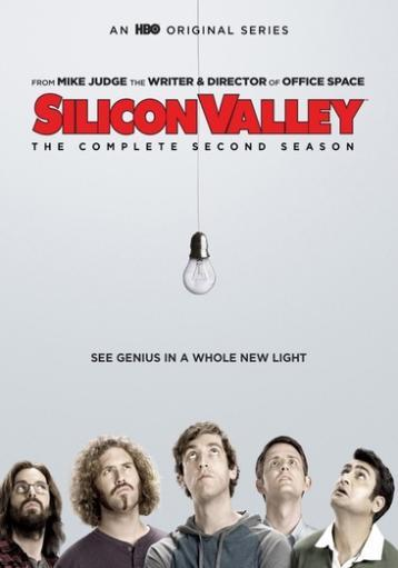 Silicon valley-complete 2nd season (dvd/2 disc/ff) 1292531