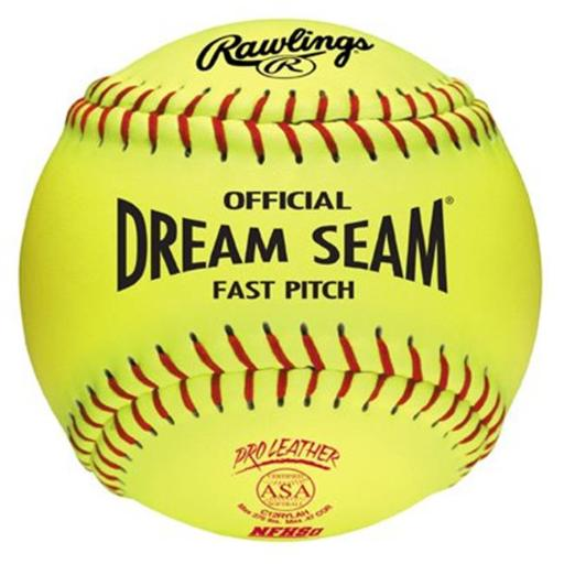 Rawlings Sport Goods 245551 28 oz, 34 in. Worth Mayhem Slow Pitch Alloy Softball Bat