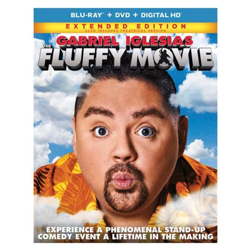 Fluffy movie (blu ray/dvd w/digital hd/uv) CSVOMVGHCCG3WL5A