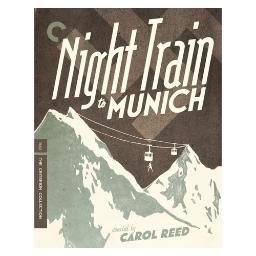 Night train to munich (blu ray) BRCC2671