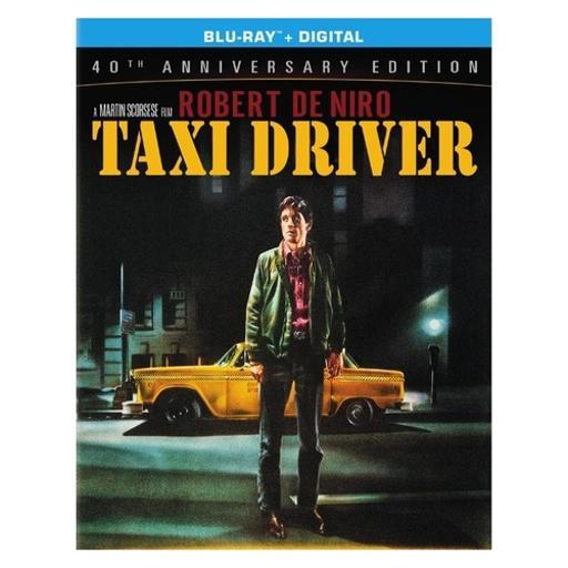 Taxi driver 40th anniversary edition (blu ray w/uv) 1724870