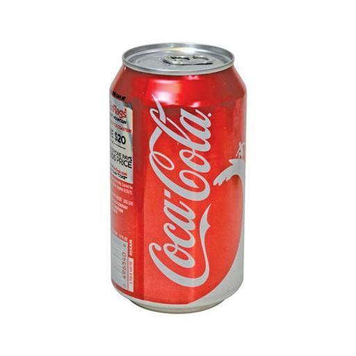 PSP PRODUCTS CS-COCA PSP COCA COLA CAN SAFE FOR SMALL ITEMS