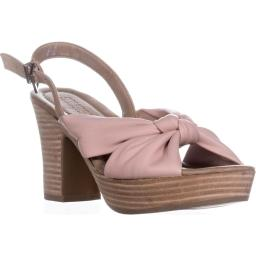 Kenneth Cole REACTION Tole Booth Slingback Sandals, Blush Tole Booth