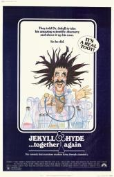 Jekyll & Hyde. . .Together Again Movie Poster (11 x 17) MOVGE7656