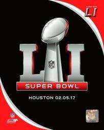 Super Bowl LI Logo Photo Photo Print - from $12.74