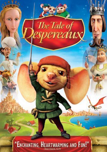 Tale of despereaux (dvd) (eng sdh/span/fren/dol dig 5.1) UTPYT8GQFGAJ1HMX