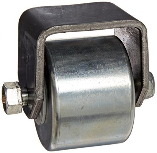 Trailer Hitch Roller Use With All Motorhomes And Travel Trailers And Fifth Wheels Fits 1/4 Inch Steel Mounting Bracket