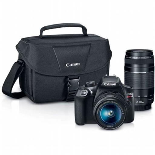 Canon 1159C008 EOS Rebel T6 Digital SLR Camera Kit F4B3A413D3EF16E7