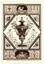 Sepia Pergolesi Urn I Poster Print by Michelangelo Pergolesi (13 x 19)