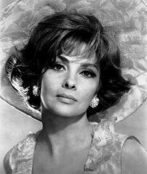 Buona Sera Mrs. Campbell Gina Lollobrigida 1968 Photo Print EVCMBDBUSEEC005H