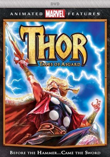 Thor-tales of asgard (dvd) (ws/eng/eng sub/span sub/span/2.0dd/5.1dd) R91HU1MNFRTEOHL2