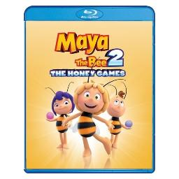 Maya the bee 2-the honey games(blu-ray/dvd/combo) BRSF18721