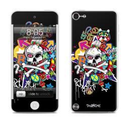 d5105055b DecalGirl IPE4F9B68 AIT5 SKULLDAZE iPod Touch 5G Skin Skulldaze CE67F769444  Electronics Audio