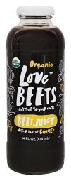 Love Beets - Organic Beet Juice Ginger