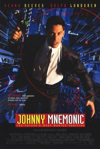 Johnny Mnemonic Movie Poster (11 x 17) RJXGYTT4BYLO3J7E