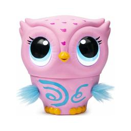 Spin master 6053358 owleez flying baby owl pink