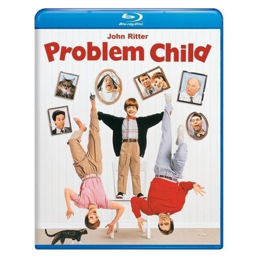 Problem child (blu ray) UDBHRBAY4BJXYI2H