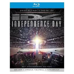 Independence day (blu-ray/20th anniversary) BR2317367