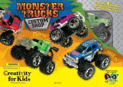 Monster Trucks Custom Shop Kit 1166000