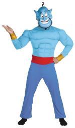 Men's Aladdin Genie Costume DG5955