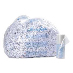 Plastic Shredder Bags For Taa Compliant Shredders 35-60 Gal Capacity 100 Per Box | 1 Box of: 100