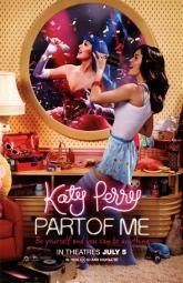 Katy Perry Part of Me 3D Movie Poster (11 x 17) MOVCB25205