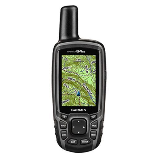 Garmin 010-01199-22 GPS-HH, GPSMAP 64st, TOPO Can, Alt+Comp