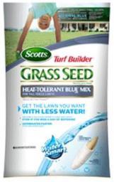 Scotts 18296 Turf Builder Heat Tolerant Blue Grass Seed, 3 Lbs